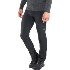 GORE WEAR H5 Windstopper Pantalones Hombre, black